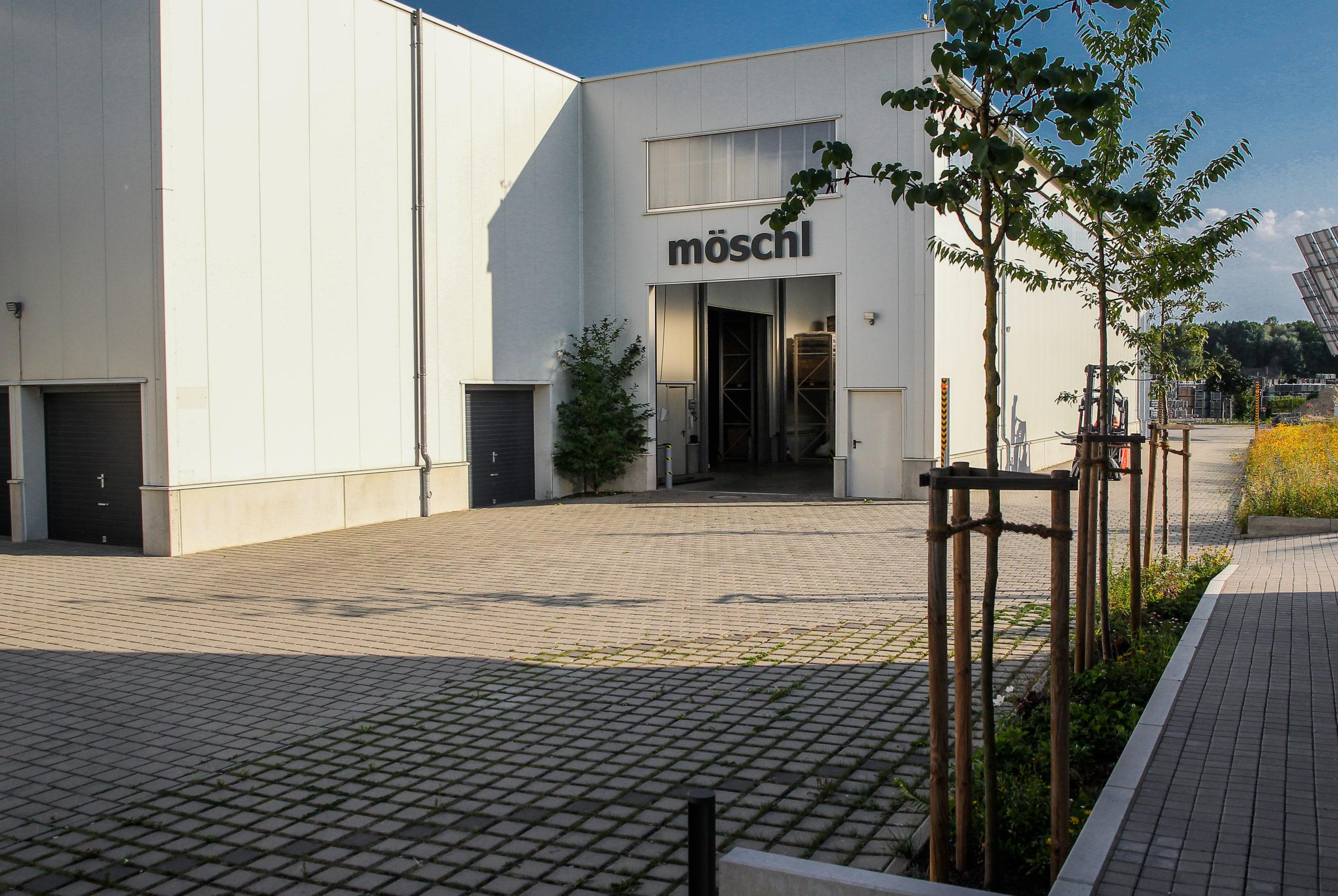 Möschl Unternehmensgebäude