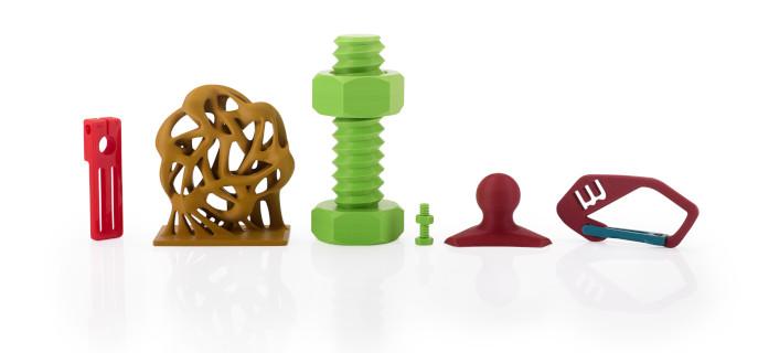 3D-Druck Bauteile