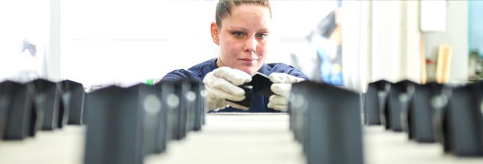 Serienproduktion Kunststoffteile Möschl